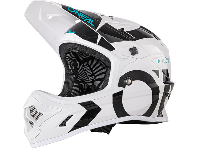 O'Neal Backflip RL2 Helmet slick-white